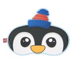 Máscara de Dormir Neoprene Pinguim