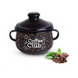 Açucareiro Metal Coffee Club