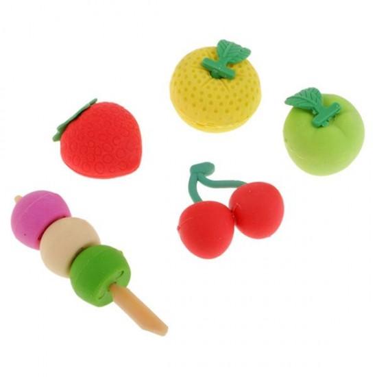 Borracha Fruta Sortida