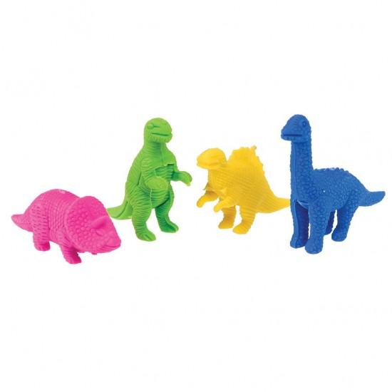 Borracha Dinossauro Sortido