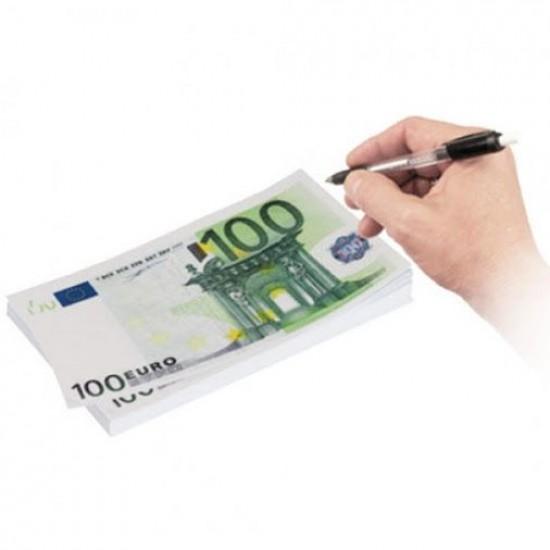 Bloco de Notas Euro