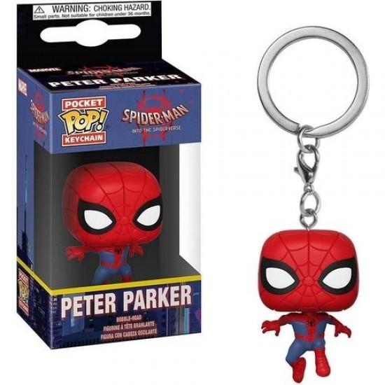 Chaveiro Funko POP - Peter Parker