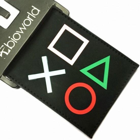 Carteira Playstation Logo