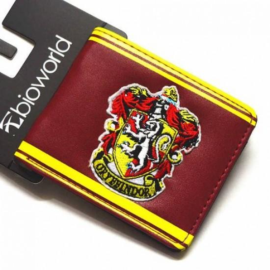Carteira Gryffindor Patch