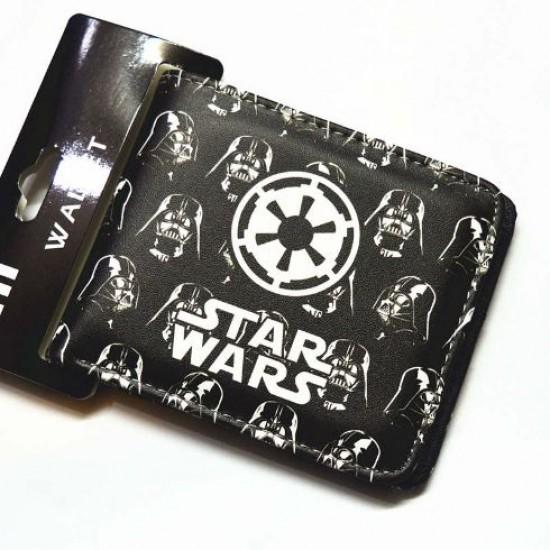 Carteira Star Wars - Full Darth Vader