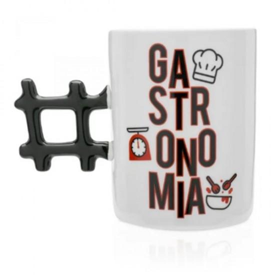 CANECA HASHTAG PROFISSAO GASTRONOMIA