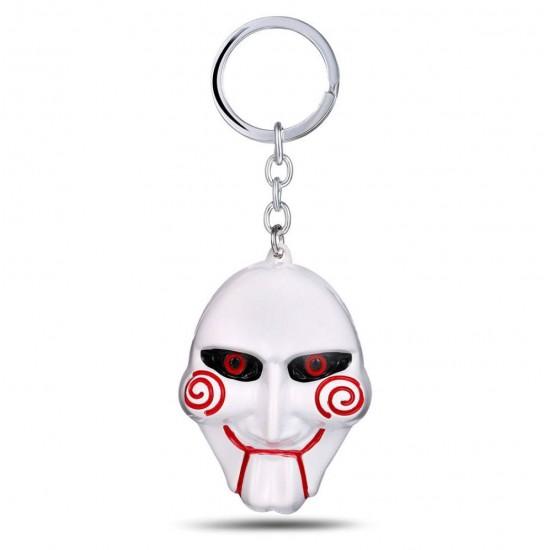 Chaveiro Máscara Jogos Mortais - Saw
