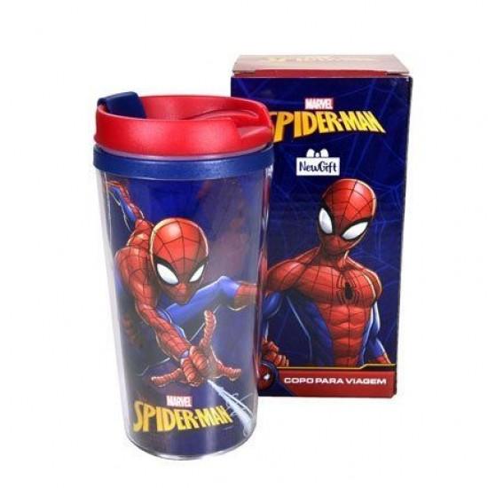 Copo Térmico Pop - Spider-Man