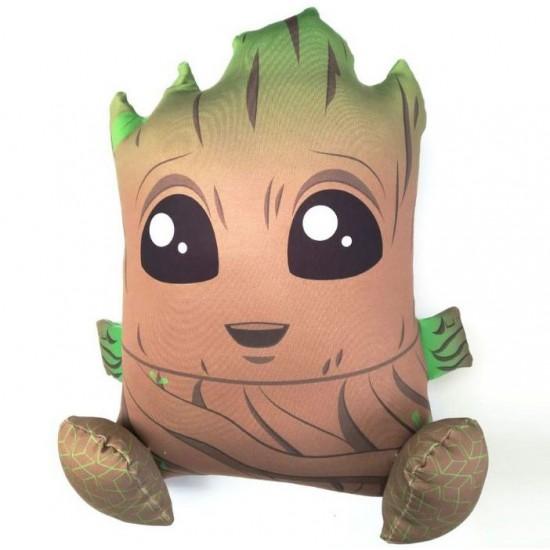 Almofada Pillowgeek Baby Groot 36cm