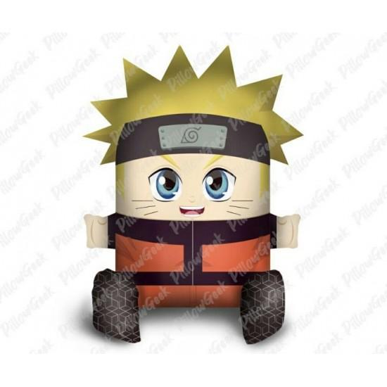Almofada Pillowgeek Naruto 36cm