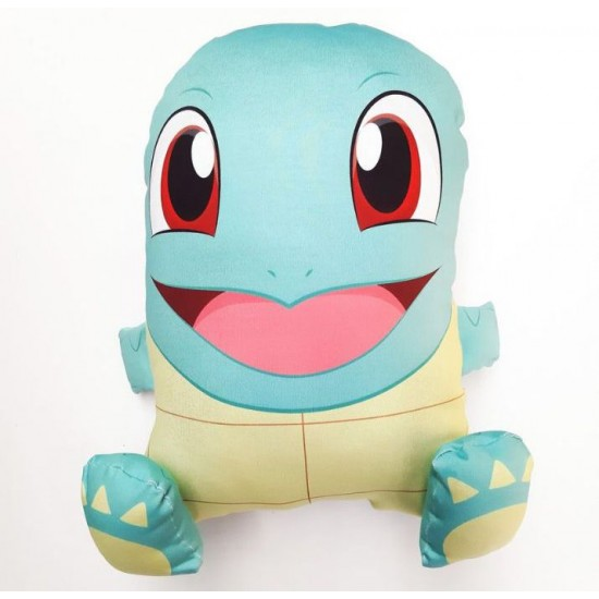 Almofada Pillowgeek Squirtle 36cm