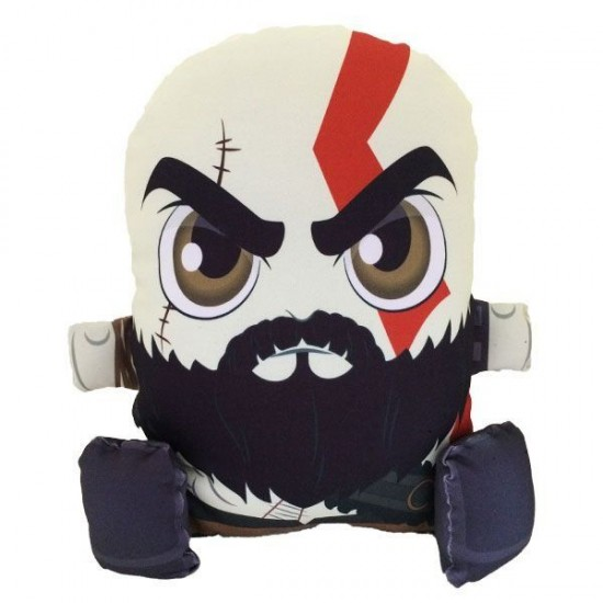 Almofada Pillowgeek Kratos 36cm