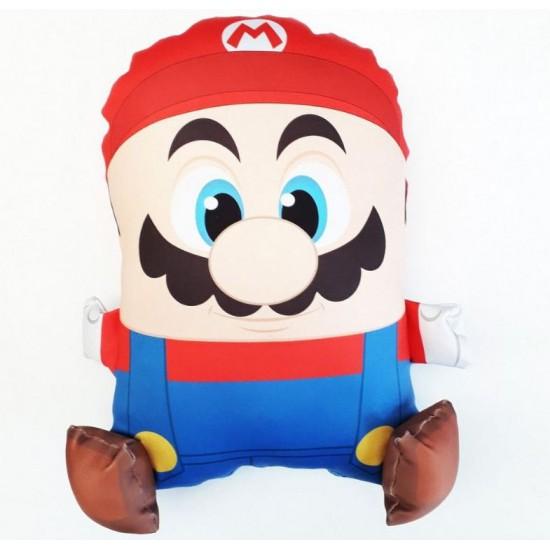 Almofada Pillowgeek Mario 36cm