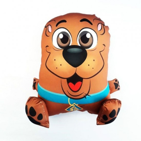 Almofada Pillowgeek Scooby-Doo 36cm