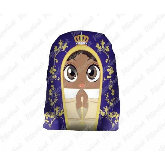 Almofada Pillowgeek Nossa Senhora Aparecida 18cm