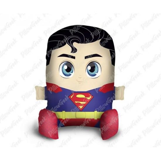 Almofada Pillowgeek Superman 18cm