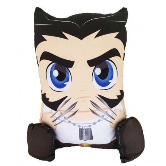 Almofada Pillowgeek Wolverine 36cm