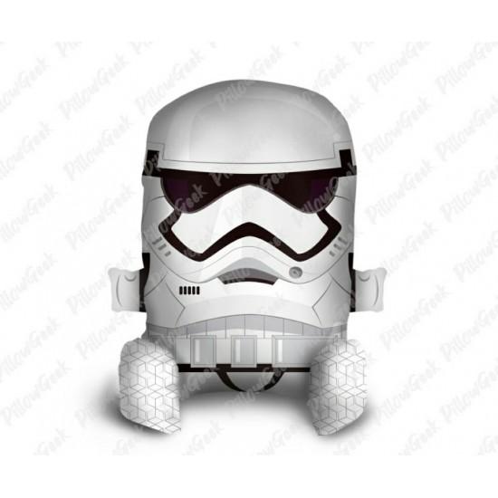 Almofada Pillowgeek Stormtrooper 18cm