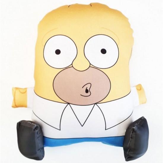Almofada Pillowgeek Homer 18cm