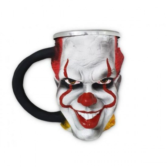 Caneca 3D Resina It Pennywise