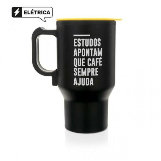 CANECA ELETRICA FRASES