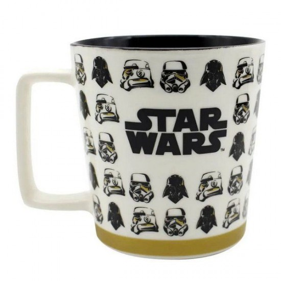 CANECA BUCK 400ML STORMTROOPER STAR WARS