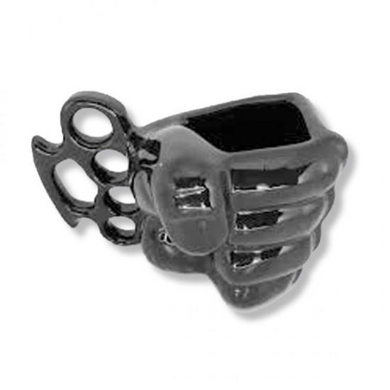 Caneca 3D Smash - Preta