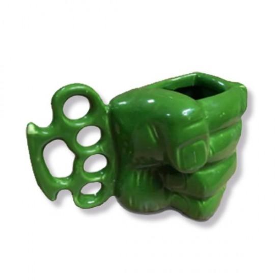 Caneca 3D Smash - Verde