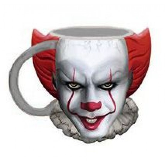 Caneca 3D Resina It Pennywise V2