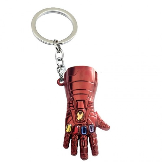 Chaveiro Infinity Gauntlet (Iron Man)