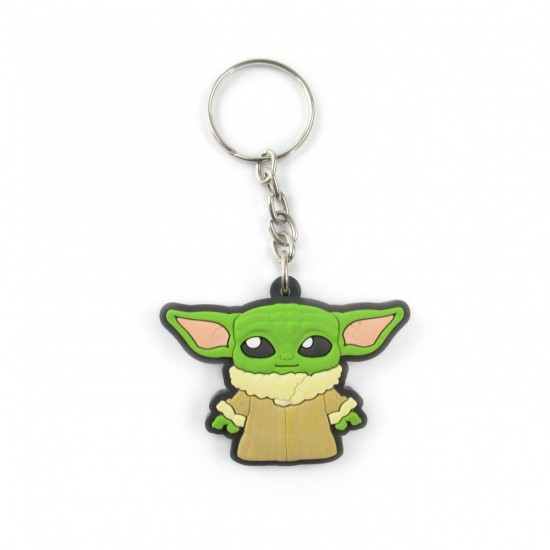 Chaveiro Cute Baby Yoda