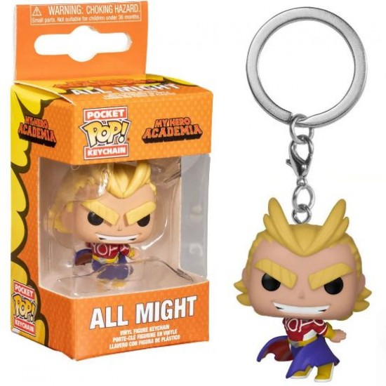 Chaveiro Funko POP - All Might