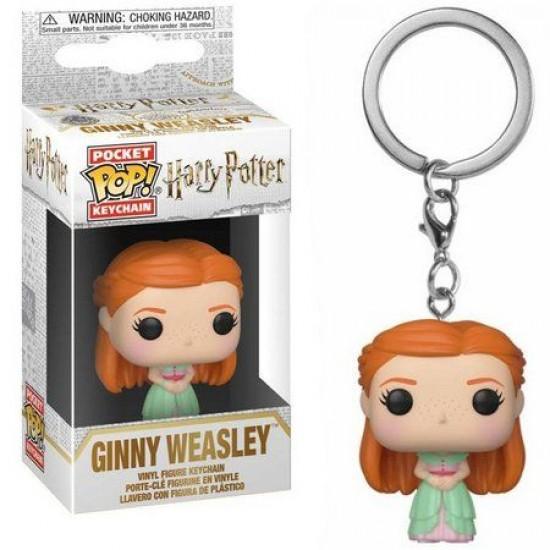 Chaveiro Funko POP - Ginny Weasley (Yule Ball)