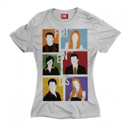 Camiseta Geek Baby Look M - Sortida