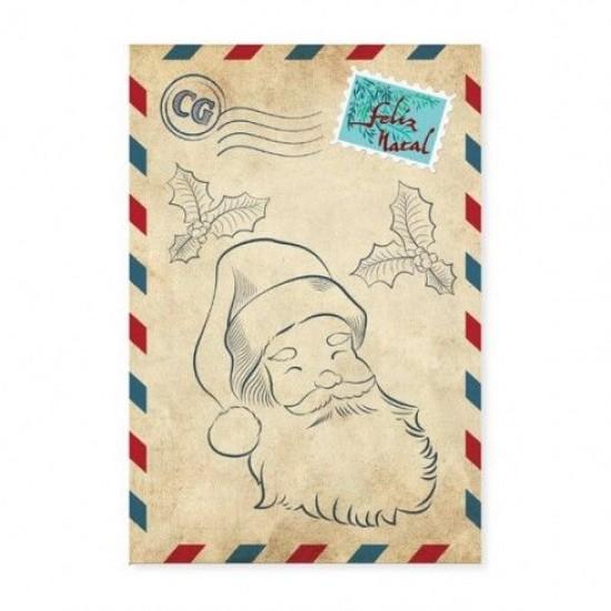 Cartão de Natal Postal
