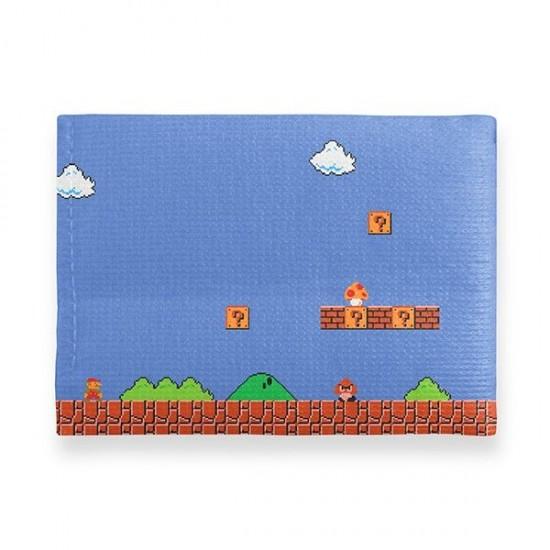 Carteira Slim Cenário Mario