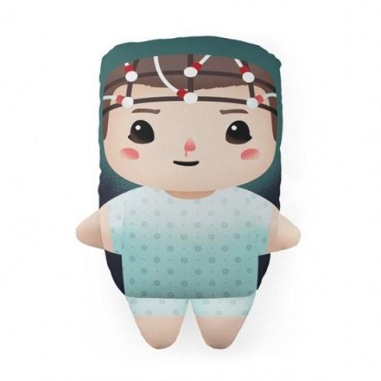 Almofada Personagem Cute Eleven