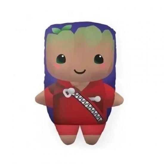 Almofada Personagem Cute Groot