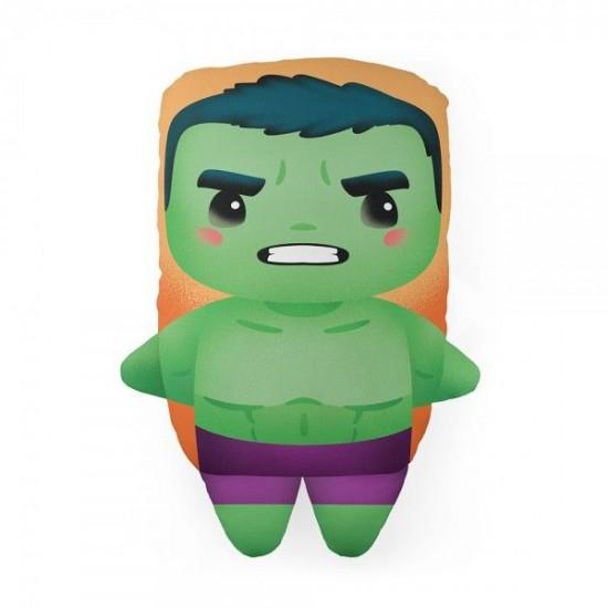 Almofada Personagem Cute Hulk
