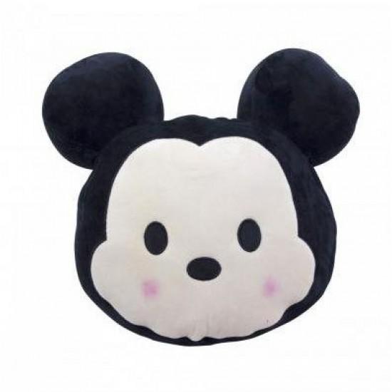 Almofada Rosto Mickey Tsum Tsum