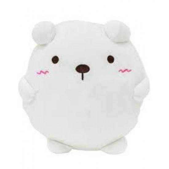Almofada Bola Urso Polar 30cm