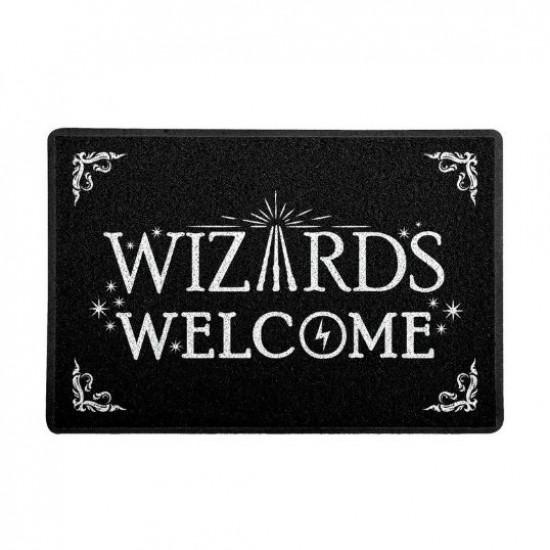 Capacho 60x40cm Wizards Welcome - Beek