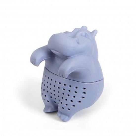 Infusor de Chá Hipopótamo