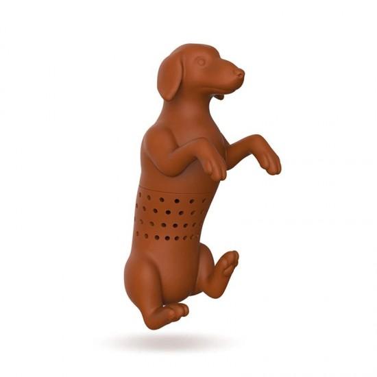 Infusor de Chá Cachorro Salsicha