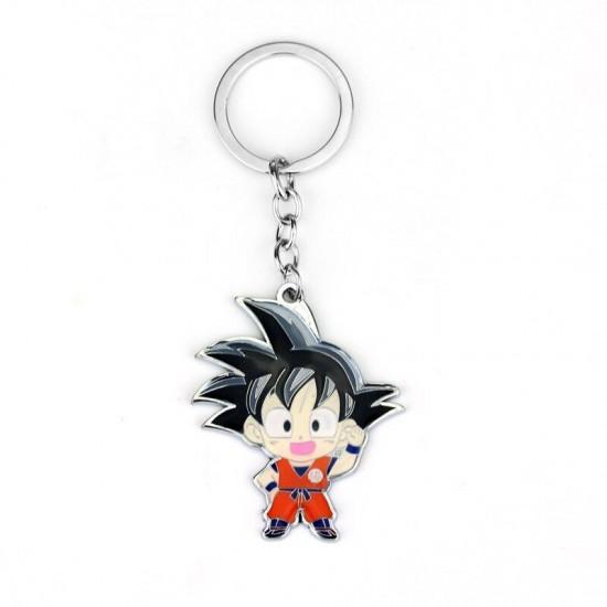 Chaveiro Goku (Metal)