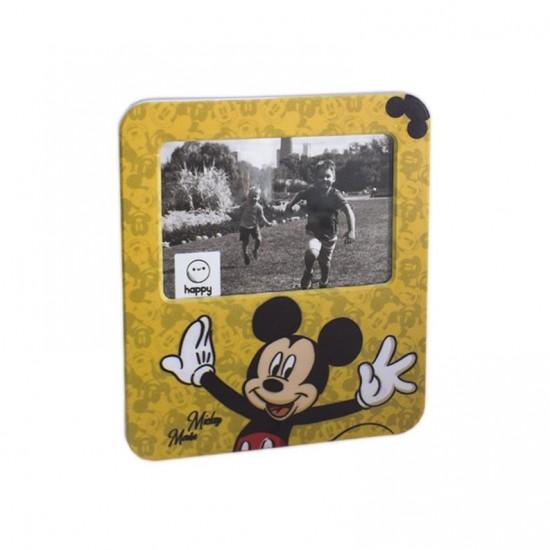 Porta Retrato Luminoso Mickey Mouse