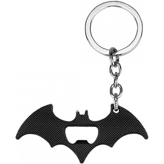 Chaveiro Abridor de Garrafa Batman