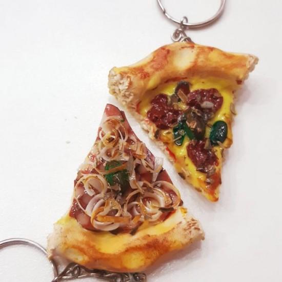 Chaveiro Pizza