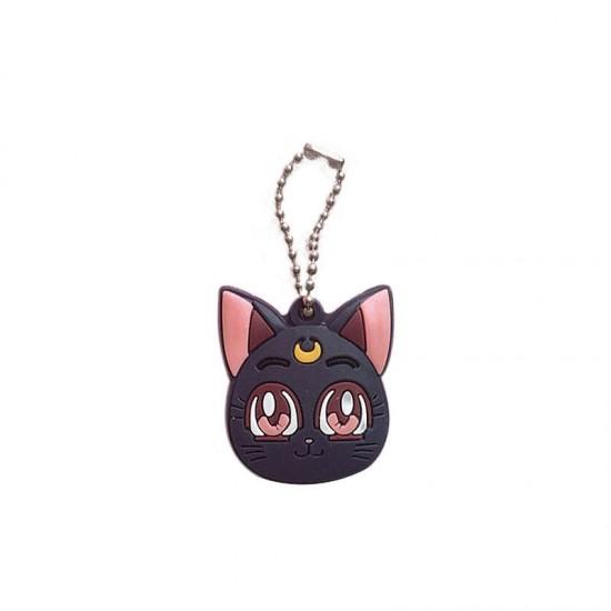 Capa de Chave Gato Luna - Sailor Moon