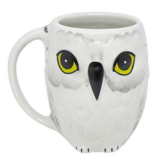 Caneca Formato 3D 250ml Edwiges HP